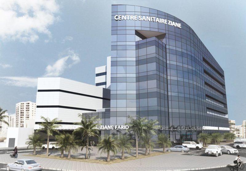 Hospital Oncológico en Oran