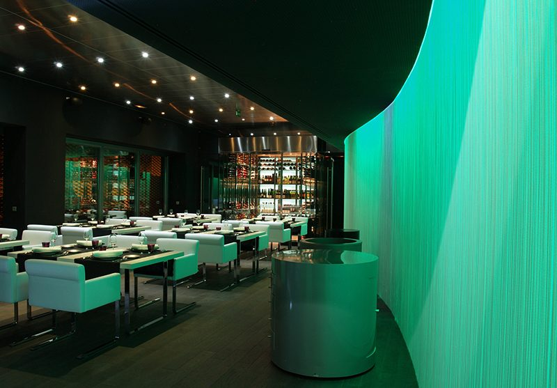 Restaurante Gumashi