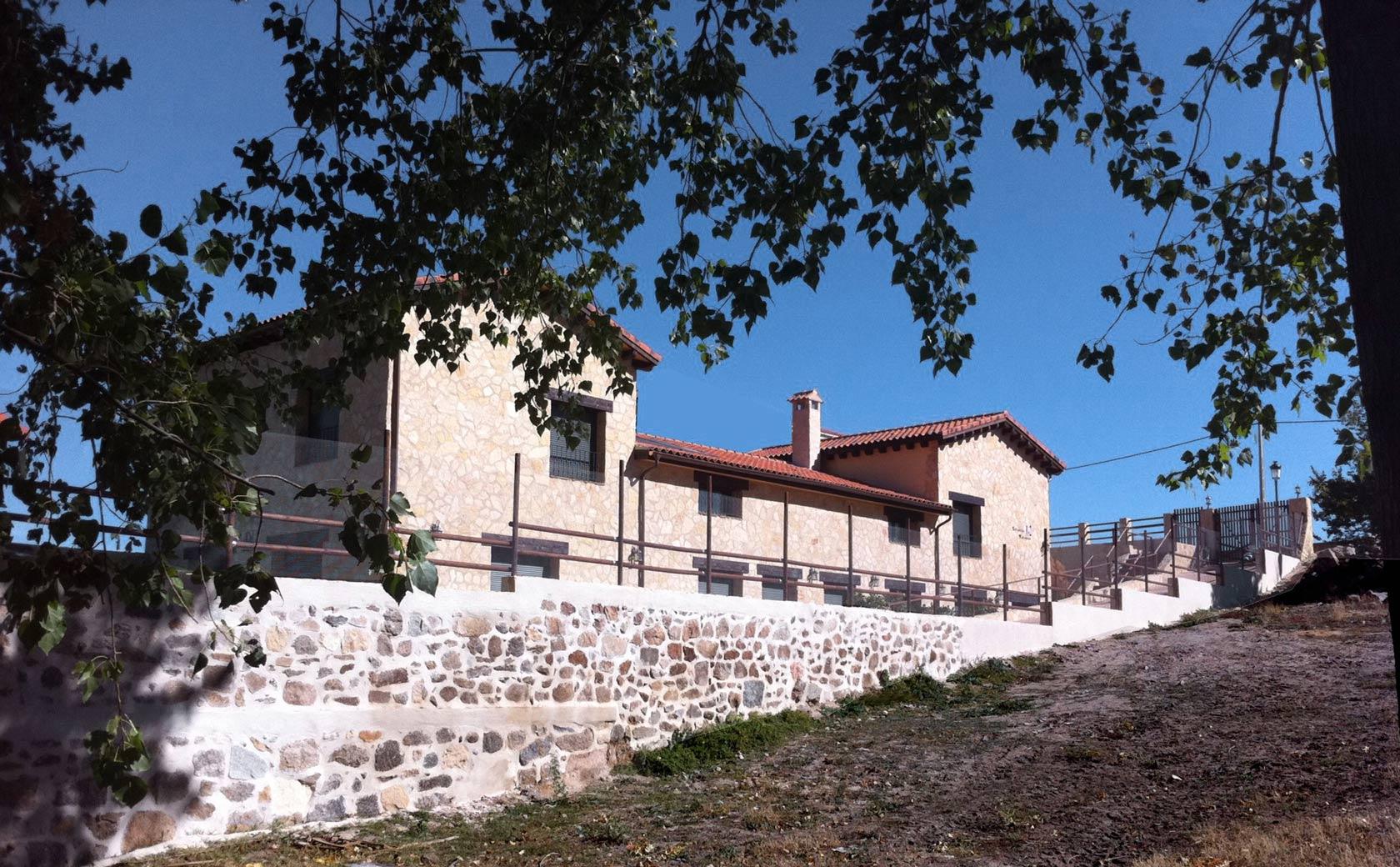 Casa Rural Zarzuela Bsr Architecture Engineering ~ Rehabilitacion De Casas Rurales